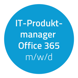 hartech sucht: IT-Produktmanager Office 365 (m/w/d)