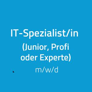 hartech sucht: IT-Spezialist (Junior, Profi oder Experte) (m/w/d)