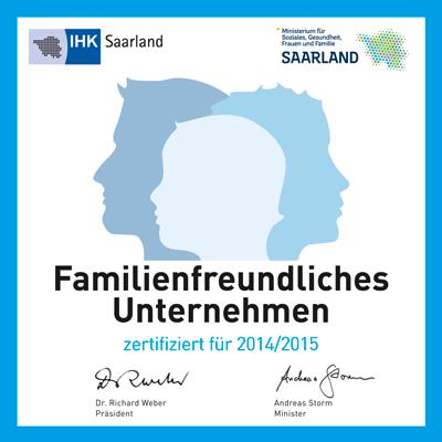 hartech, die IT-Experten! hartech ist als familienfreundliches Unternehmen zertifiziert!