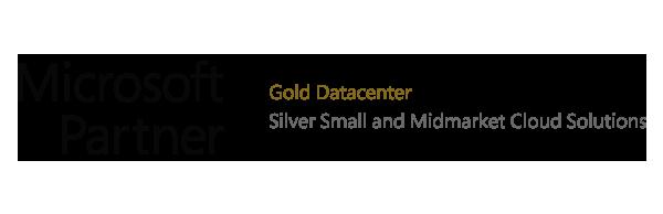 hartech ist Microsoft Partner Gold Datacenter!