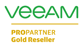 hartech – die IT-Experten! Wir sind veeam ProPartner Gold Reseller!
