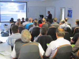 hartech, die IT-Experten! VMware vSphere 5 Vorstellung – eine gelungene Veranstaltung mit namhaften Gästen
